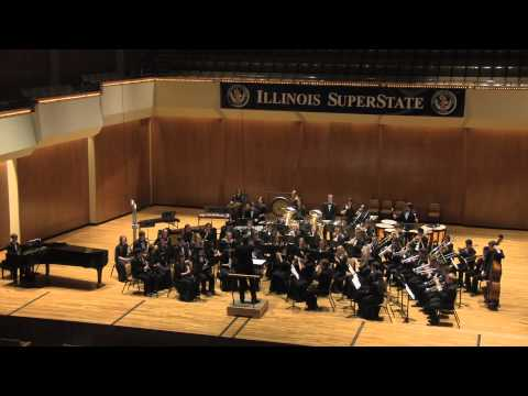 Wheeling High School 2014 Illinois SuperState Concert Band Festival
