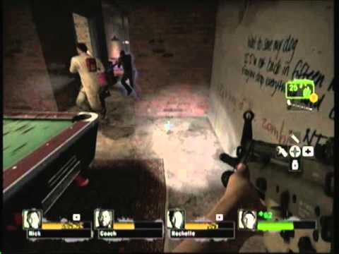Left 4 Dead 2 The Passing Expert Mode Single Player