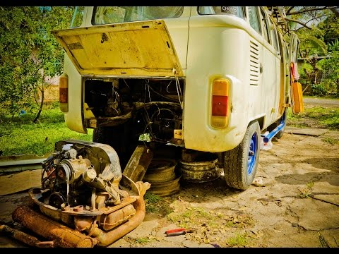 Hasta Alaska - The Death of a VW Bus T2