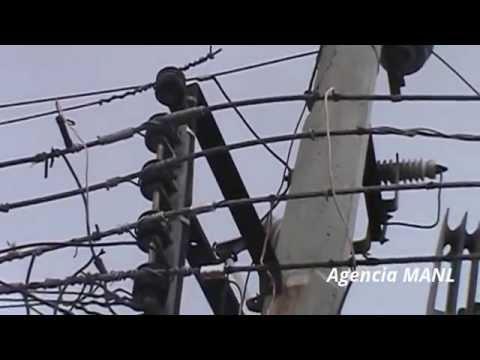 """CFE tiene """"diablitos en sus transformadores"""" y Telmex  """"telaraña"""" de cables en Coacalco"""