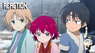 Akatsuki no Yona Episode 3 REACTION 暁のヨナ