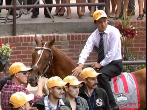 I'll Have Another Retirement Ceremony - Belmont Park Winners Circle