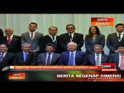 Malaysia komited perjuangkan agenda komuniti ASEAN