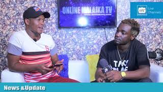 (EXCLUSIVE INTERVIEW)Wote walikua wakimkopi Kinyambe wameshindwa nimebaki na kinyambe mwingine mmoja