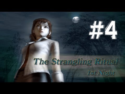 Fatal Frame / Project Zero - Nightmare Walkthrough Part 4 (1st Night: The Strangling Ritual)