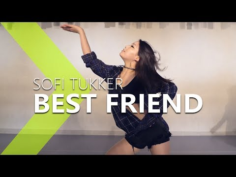 SOFI TUKKER - Best Friend feat. NERVO, The Knocks & Alisa Ueno  / WENDY Choreography .