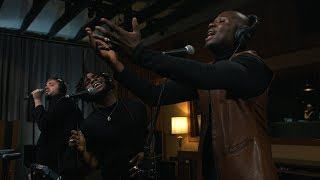 Young Fathers - Wow (Live on KEXP)