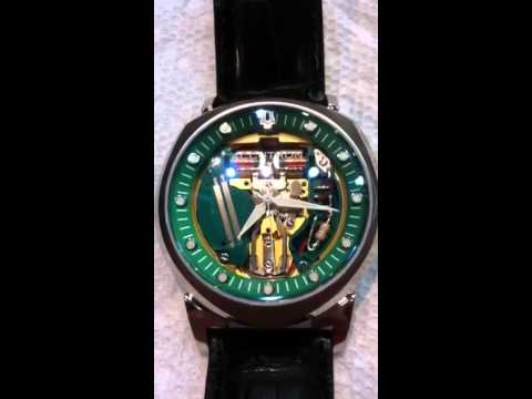 Accutron Spaceview 2010