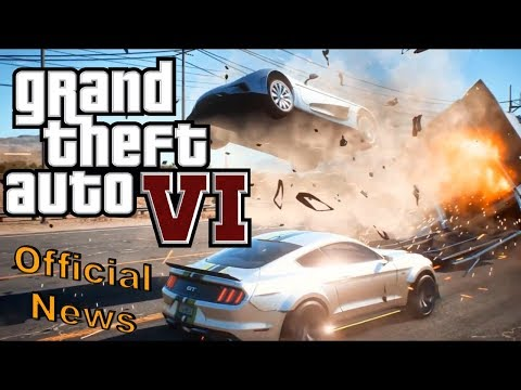 GTA 6 - Grand Theft Auto VI Official News | Grand Theft Auto VI Release Date Confirmed