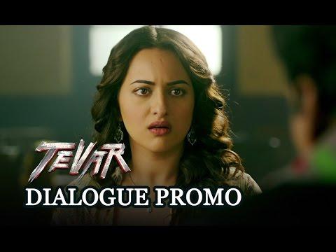 Tevar (Dialogue Promo) | Sonakshi Sinha & Manoj Bajpayee