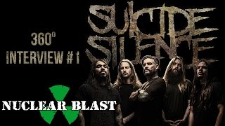 SUICIDE SILENCE - experience of putting together their new album (360 Interview #1)