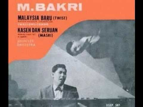 M Bakri & The Antartics ~ Manis Manja ~ video