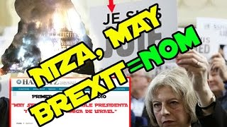 .Brexit, May, Johnshon