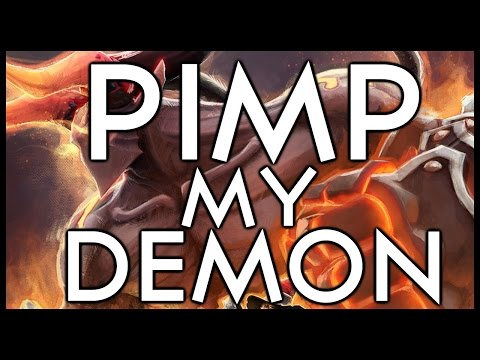 BIG PIMP MY PEON UPDATE!! DEDICATED SERVERS, NEW RACE AND BOTS!!