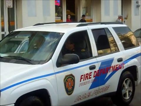 Desfile Bomberos de Puerto Rico 2011