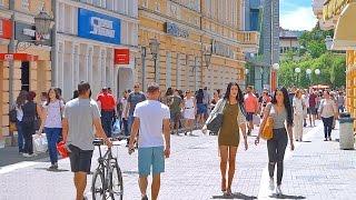 Banja Luka Gospodska Street Night & Day Tour: Republic of Srpska