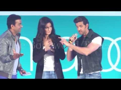 HoT Katrina Kaif & Hrithik Roshan  Dancing at Promotion of Bang...