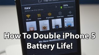 Double iPhone Battery Life With The Best Ever Cydia Tweak - BatteryDoctorPro