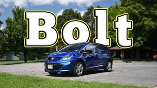 2017 Chevrolet Bolt EV: Regular Car Reviews