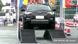 Great Wall Haval H6 coupe тест драйв