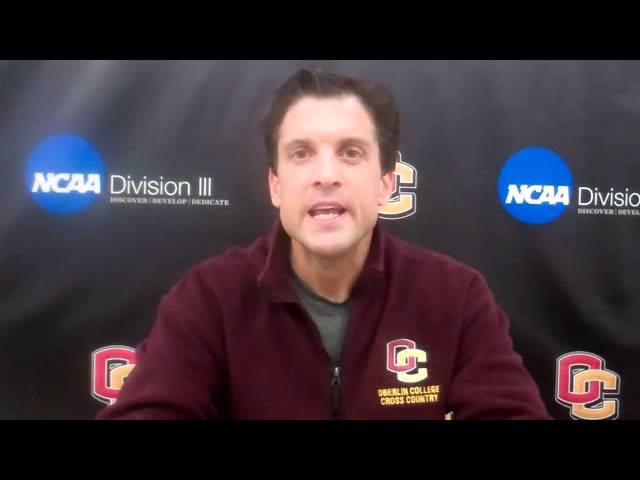 Oberlin College Cross Country Report (11.12.12)