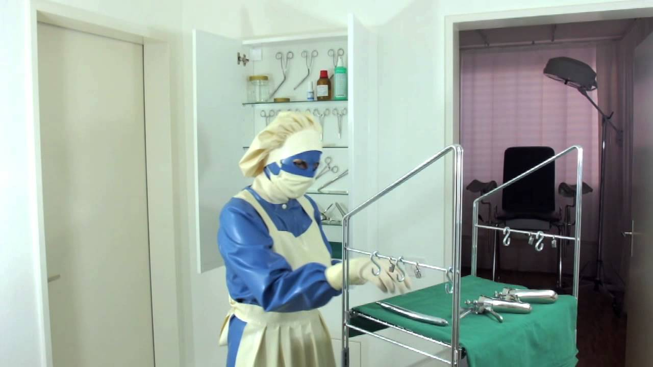 Youtube Rubber Nurse 114