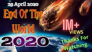 End Of The World 2020 ll English Movie 2020 ll 29 April 2020 ll Full Movie HD