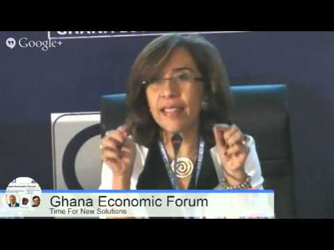 Ghana Economic Forum 2014, Second Session