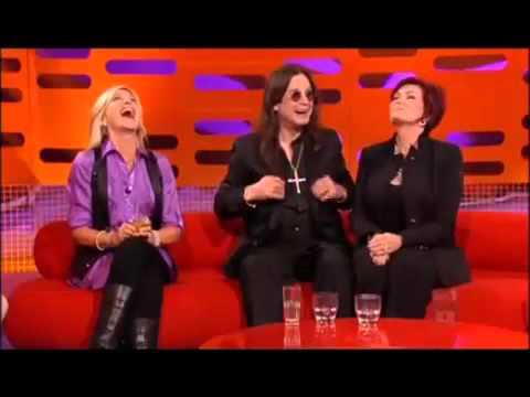 Ozzy Osbourne funny moments compilation.
