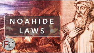 Video: In 200 AD, Noahide Laws came from the Jewish Talmud; not the Torah - Michael Heiser