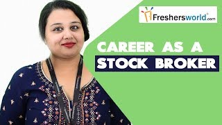 Download video Stock Broker Degrees & Careers | How to Become a Stock Broker , Institutes