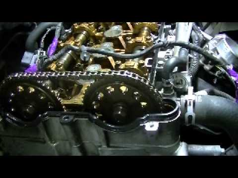 Timing Chain Replacement Removal Balance Shaft Chain