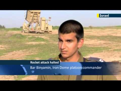Iron Dome destroys 5 Gaza rockets: Palestinian rocket attack targeted Israeli civilians in Ashkelon
