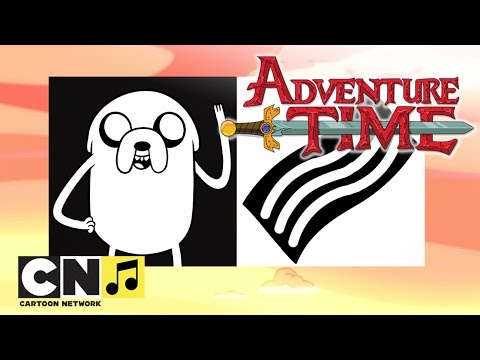 Время приключений ♫ Блин с беконом ♫ Cartoon Network