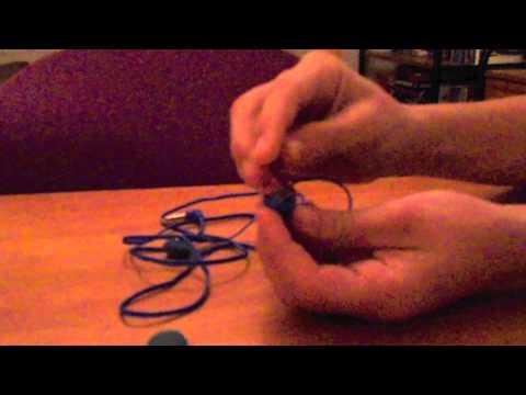 comment réparer écouteurs samsung