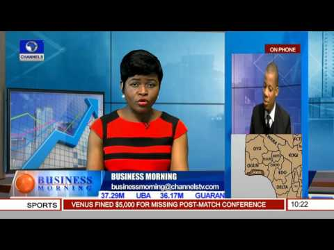 Business Morning: Energy Experts Examines Effect Of Refineries Shutdown On The Economy