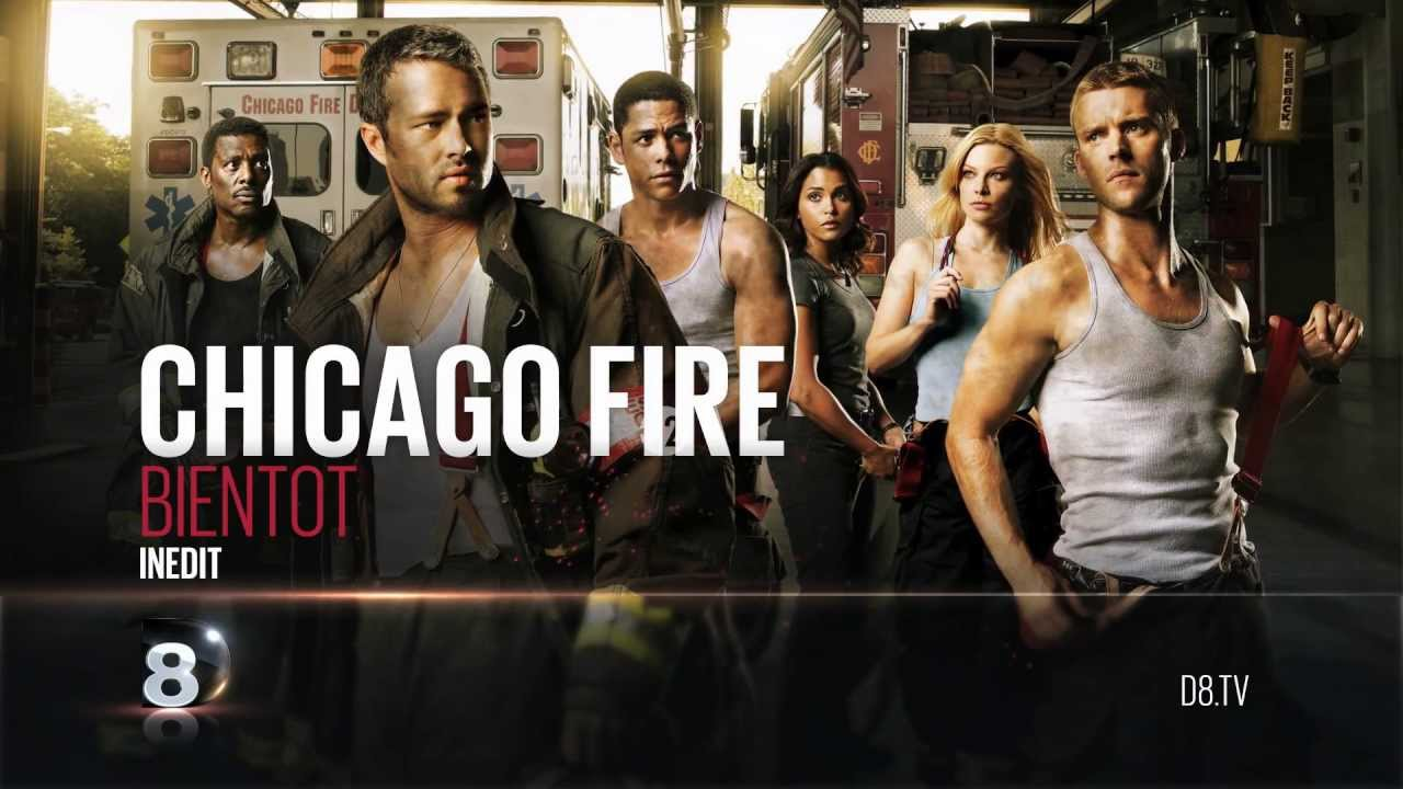 Lính Cứu Hỏa Chicago Phần 1 - Chicago Fire Season 1 - Image 1