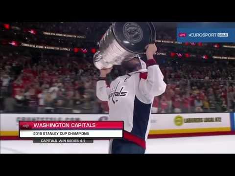Овечкин обладатель Кубка Стэнли 2018