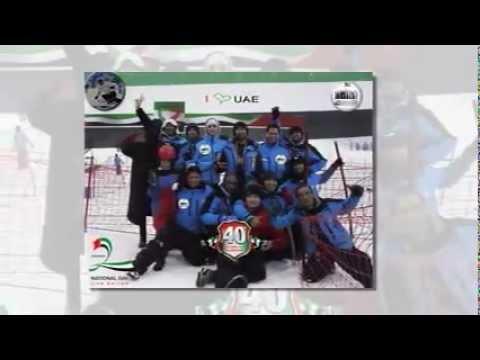 UAE national day 40 final 3 ski dubai staff
