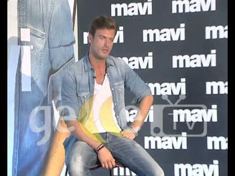 Mavi Jeans 2013/2014 - Kivanc Tatlitug - Interview , 17.09.2013 г.
