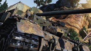 ◀War Thunder: Ground Forces - Flank and Spank