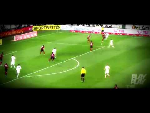 Thiago Alcantara vs Hannover / Hannover vs Bayern Munich 0-4 / 23.2.2014 / Performance