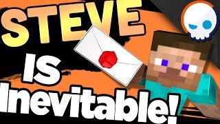 Minecraft Steve in Smash Ultimate! Moveset Idea! | Gnoggin