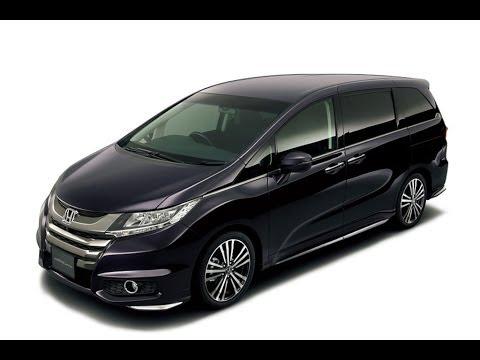 Watch on 2018 Honda Odyssey Interior