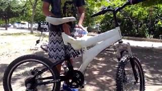Как сделать звук на велосипед 224