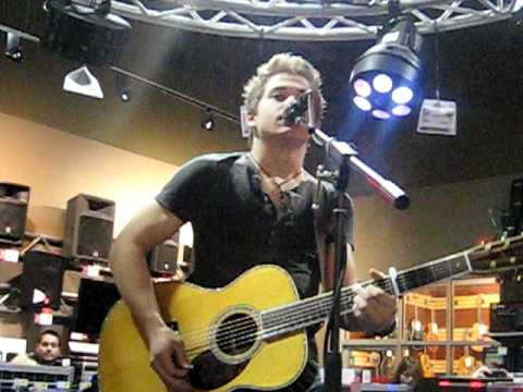 Hunter Hayes - Wanted - Best Buy, Brentwood video