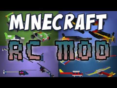 Minecraft - Remote Control Mod Music Videos