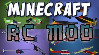Minecraft - Remote Control Mod