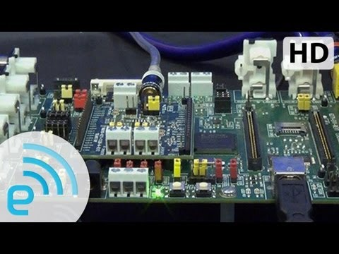 Wolfson demos WM5110 audio chip for next-gen smartphones | Engadget
