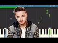 Lagu Liam Payne ft. Quavo - Strip That Down - Piano Tutorial